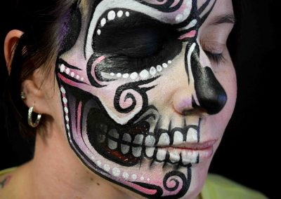 Day of the Dead Tribal