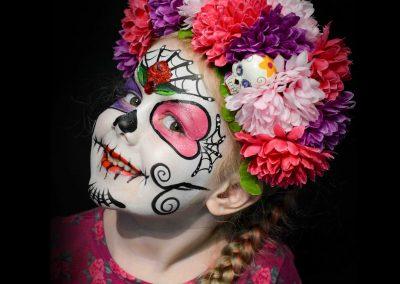 Child Sugar Skull