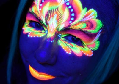 Mandala Style Mask
