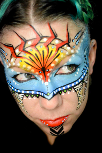 Brisbane Ipswich Face Painting Services